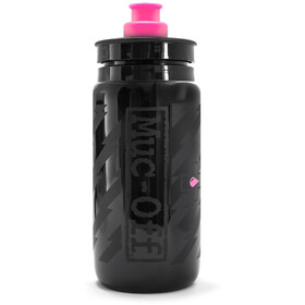 Muc-Off Elite Custom Fly Bidon 550ml zwart